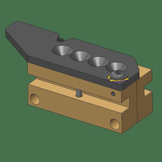 mp-molds 4 cavity mold