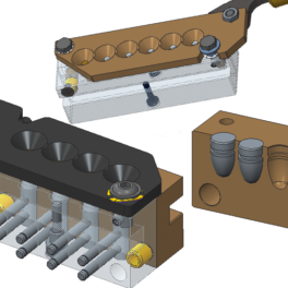 various mp-molds