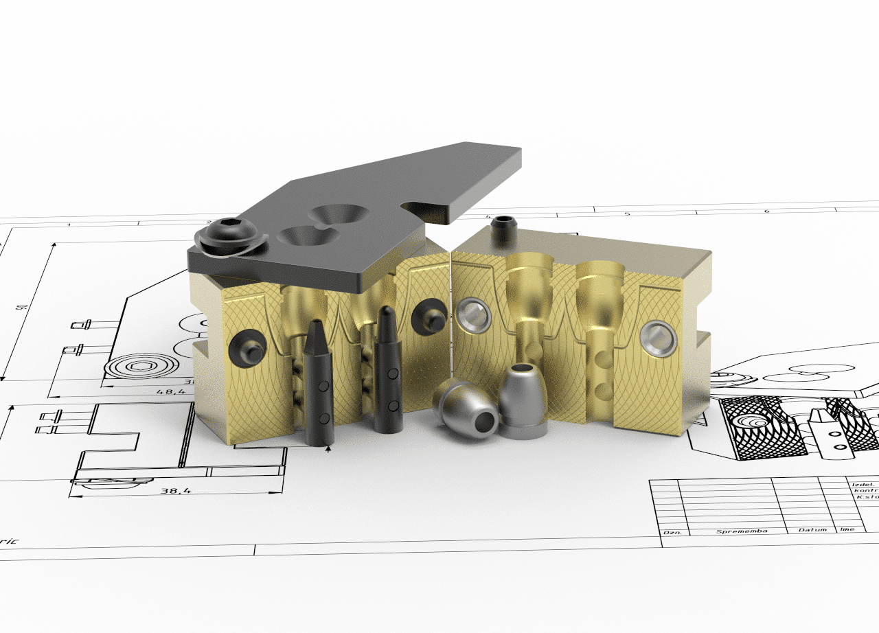 bullet molds Mp-molds