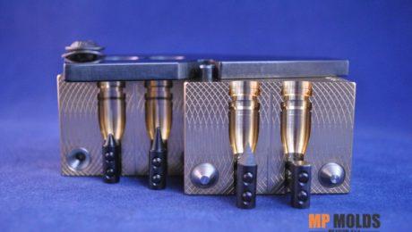 MP 358-200 RCBS clone, 2cavity brass mold