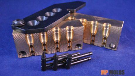 MP 360-640 Hollow point 4 Cavity mold