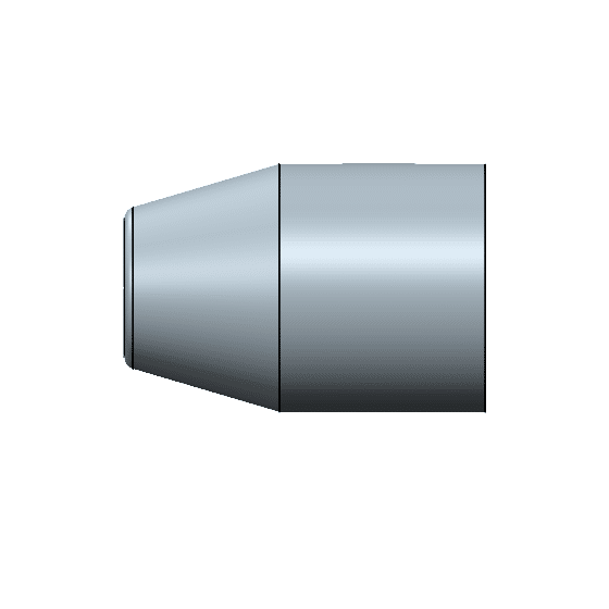 402-175 TC Solid, 6 cavity mold – No Lube Groove