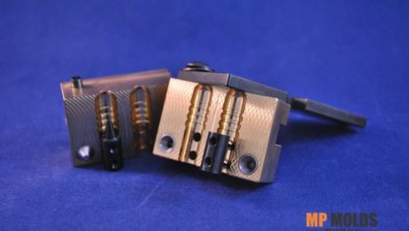 MP 41 Long Colt hollow base mold