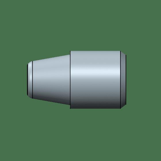9mm SWC 135 grain no lube groove mold