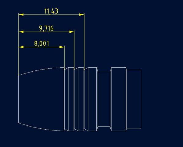 44/444 dimensions
