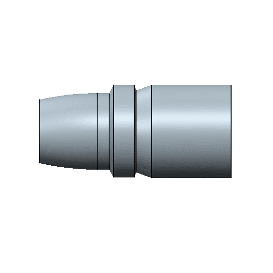 358-429 no lube groove mold